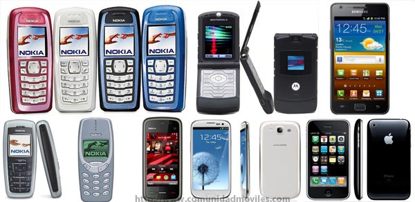 celulares más vendidos