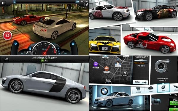 CSR Racing para Android