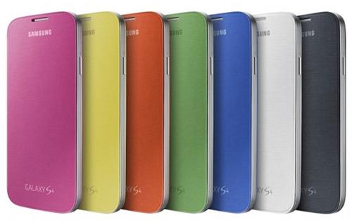 Accesorios para el Galaxy S4