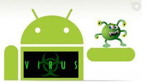 virus en android