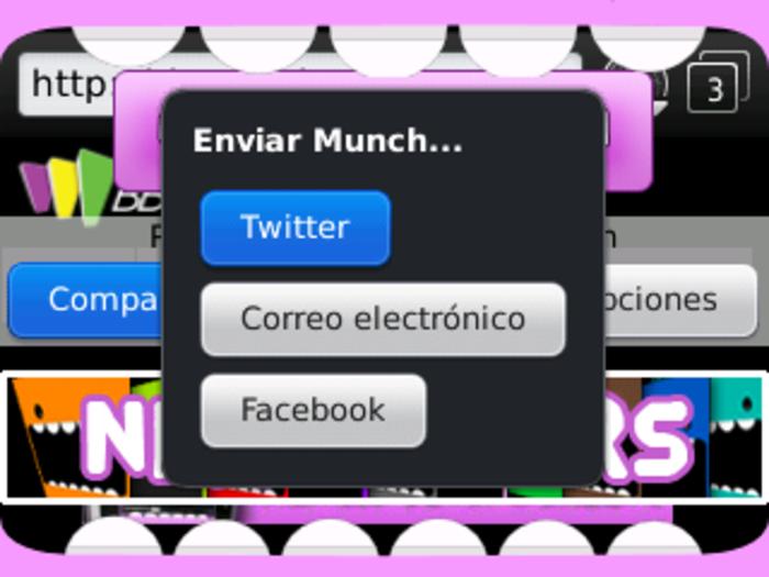 screen muncher