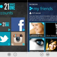 TwentyOne para Windows Phone