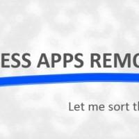 useless app remover