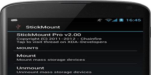 StickMount para android