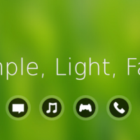 smart launcher para android