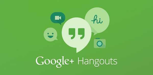 google hangouts para android