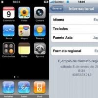 traducir el iPhone al Español