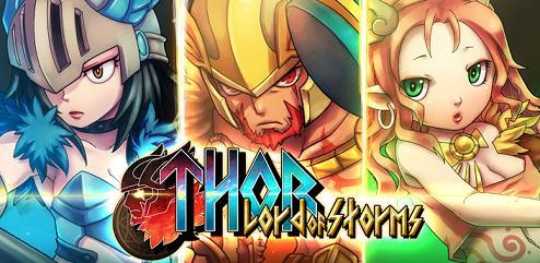 Thor: Señor de las Tormentas