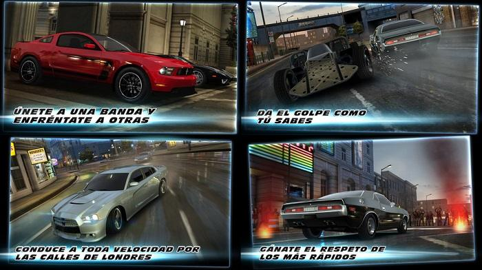 Fast & Furious 6 para iOS