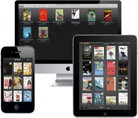 Kindle par iOS