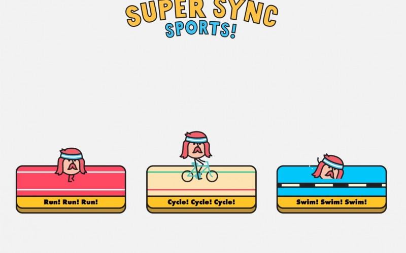 Super Sync Sports: Maneja un juego web con tu Android