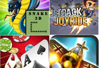 Semana 9: Juegos gratis para Windows Phone