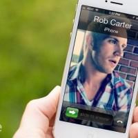 ubicar un modo de contestación de llamada predeterminado en el iPhone