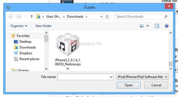 Descarga iOS 7 Beta