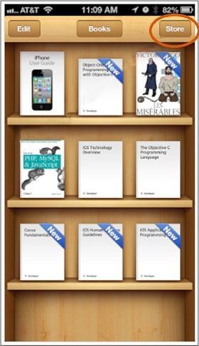 descargar un libro para mi iPhone