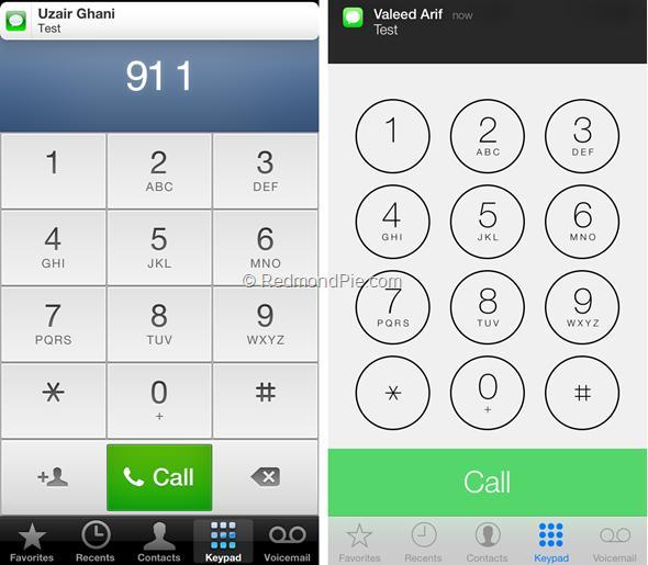 iOS 7 vs iOS 6-2