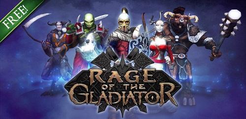 Rage of the Gladiador