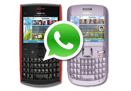 dispositivos Symbian es compatible WhatsApp