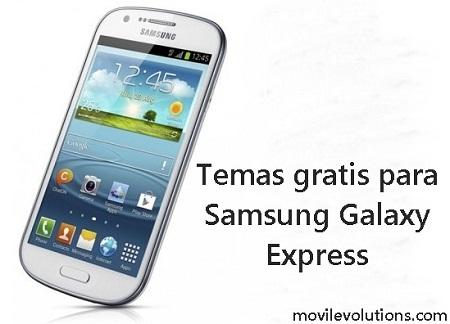 Temas gratis para Samsung Galaxy Express