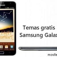 Temas gratis para Samsung Galaxy Note