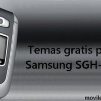 Temas gratis para Samsung SGH-D730