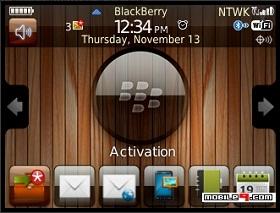 Temas para BlackBerry 8700c
