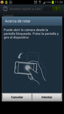 Consejos para Samsung Galaxy SIII