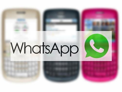 instalar y manejar WhatsApp en los dispositivos Symbian S40