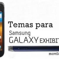 Temas para Samsung Galaxy Exhibit
