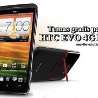 Temas gratis para HTC Evo 4G LTE