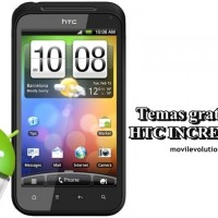 Temas gratis para HTC Incredible S