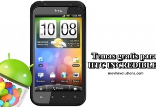 Innova. Temas gratis para HTC Incredible S