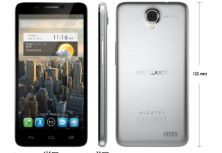 Root al  Alcatel One Touch Idol 6030a