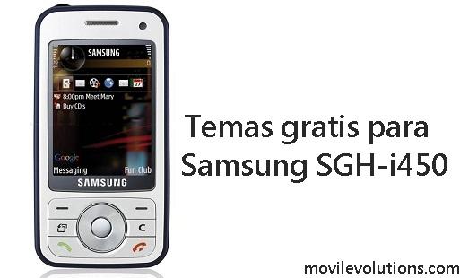 Temas gratis para Samsung-SGH-i450