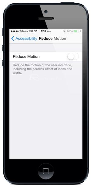 10 funciones de iOS 7-