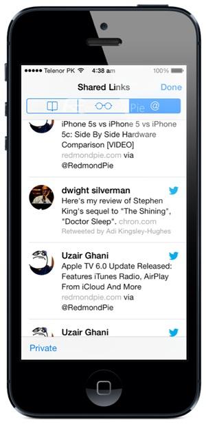 10 funciones de iOS 7