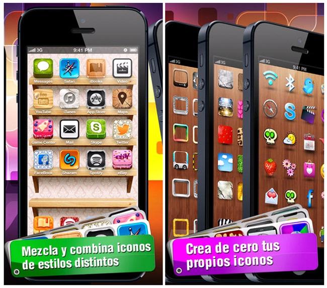 Iconos de aplicación