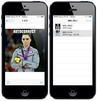 5 funciones de iOS 7