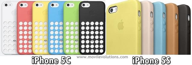 Fundas iPhone 5S y 5C