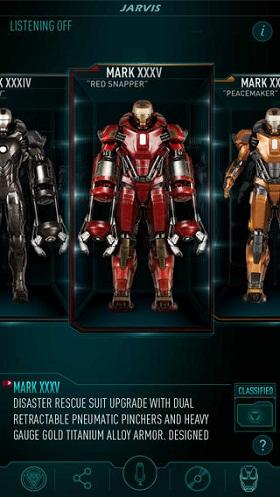 Iron Man 3 para iPhone
