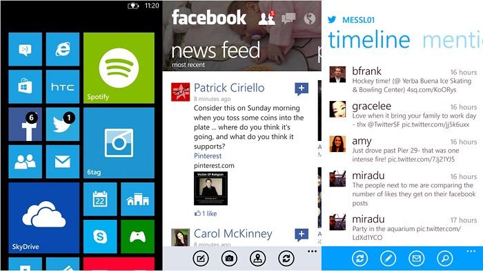 Comparte fotografías y videos de manera rápida con Windows Phone