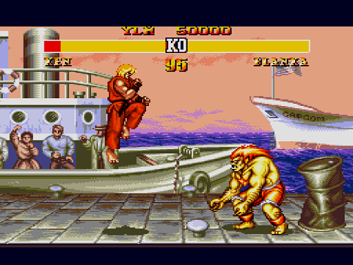 Descarga gratis Street fighter 2