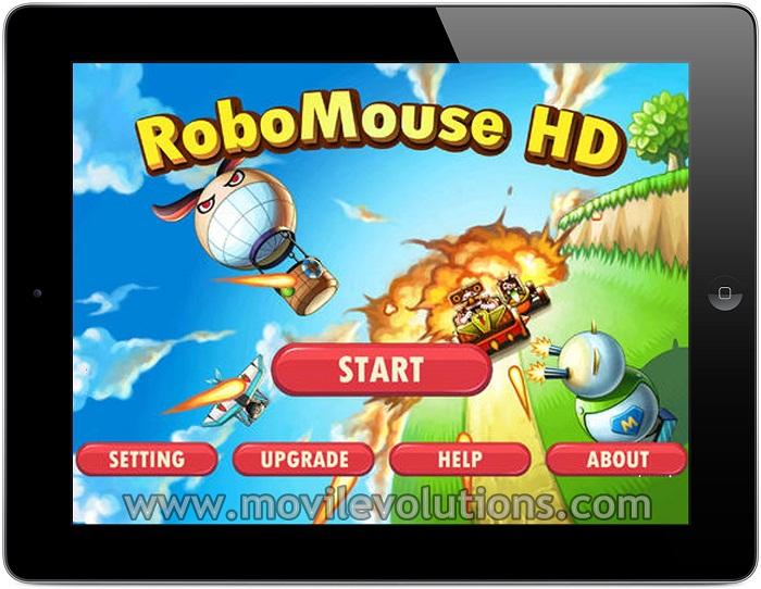 RoboMouse HD