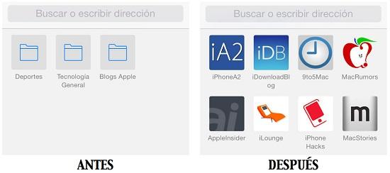 Trucos para iOS 7