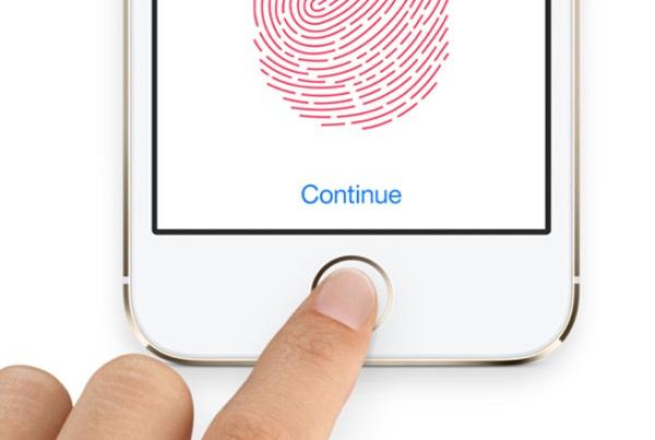 solución del Touch-ID