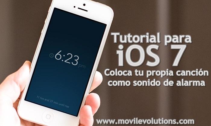 Tutorial para iOS 7