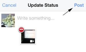 aplicación de Facebook1