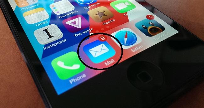Marcar Todos los Correos como leídos en iOS 7
