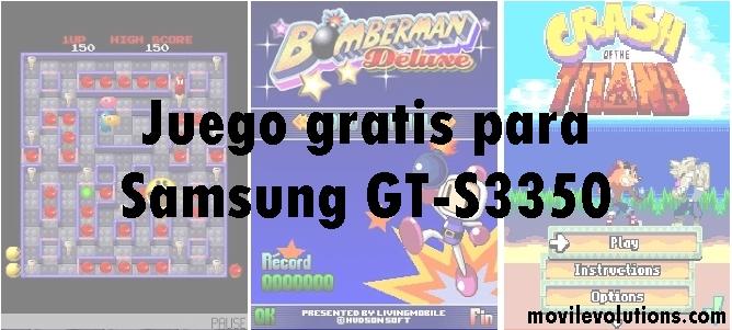 juegos para samsung gt-s33506