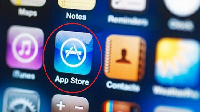 regalar aplicación desde iTunes o App store